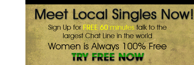 Oklahoma black singles phone Chatline Connect